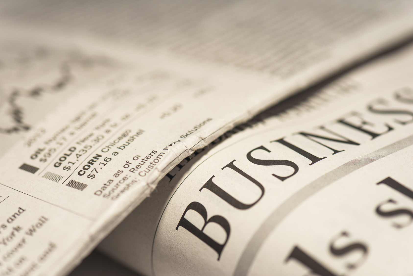 The Latest Business News